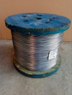 Cable triple galvanizado